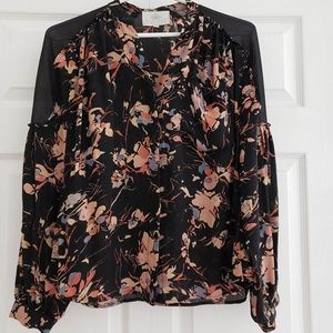 Madison Marcus – Floral Blouse